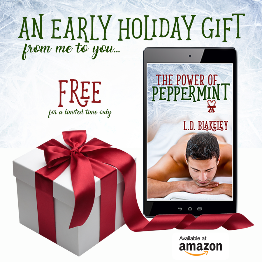 Click to get your FREE copy of The Power of Peppermint!