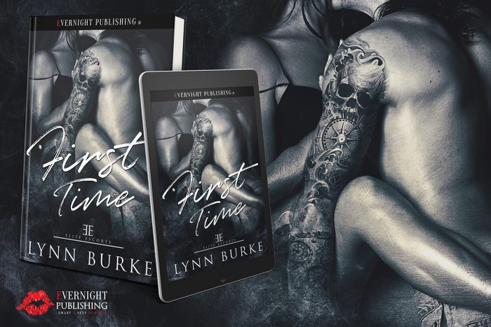First Time (Elite Escorts #3) by Lynn Burke