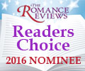 The Romance Review 2016 Readers Choice Nominee